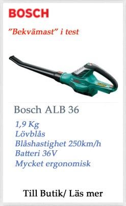 Bosch ALB 36