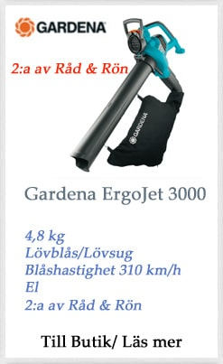 Gardena ergjojet 3000
